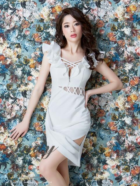 GLAMOROUS ドレス GMS-V367 【Andy ANDY】 ミ...