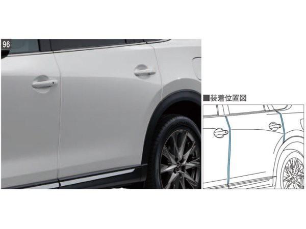 純正アクセサリー マツダ CX-8 KG H29.12〜 ...