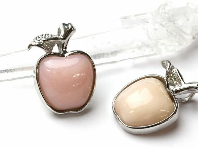 天然石 アップルPT ピンクオパール 約10mm バラ売...
