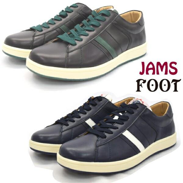 JAMS FOOT ジャムズフット JM-3 スニーカー 靴 カ...