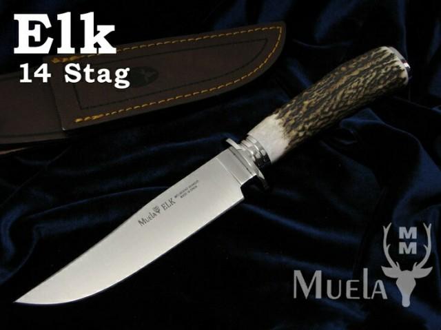 Muela/ムエラ ELK-14A.I エルク 146mm スタッグハ...