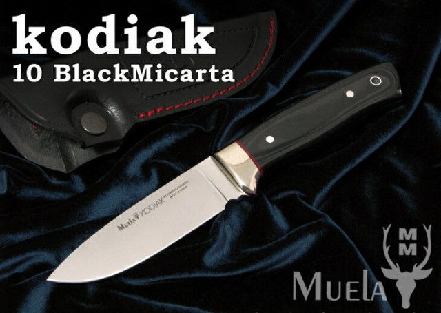 Muela/ムエラ KODIAK-10M コディアック 100mm マ...