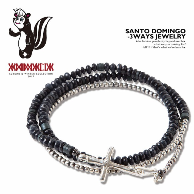 ANIMALIA アニマリア SANTO DOMINGO3ways jewelry...