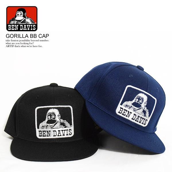 BEN DAVIS ベンデイビス GORILLA BB CAP メンズ ...