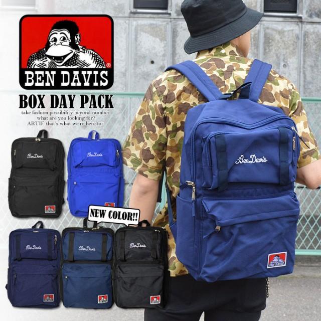BEN DAVIS(ベンデイビス) BOX DAY PACK 【メンズ ...