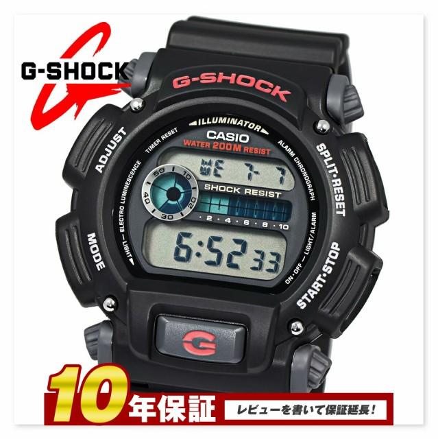 カシオ Gショック G-SHOCK ベーシック DW-9052-1...