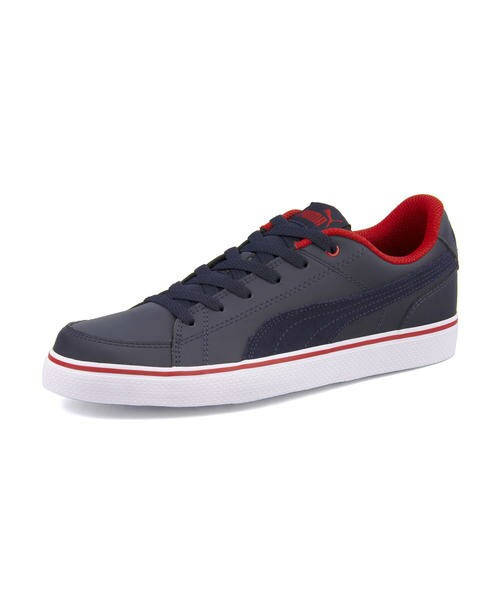 PUMA(プーマ) COURT POINT VULC V2 SL SD BG(コー...