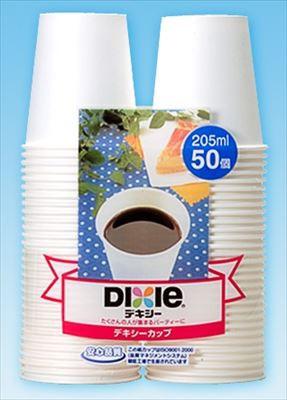 日本デキシー デキシーカップ 205ml ( 内容量: 50...