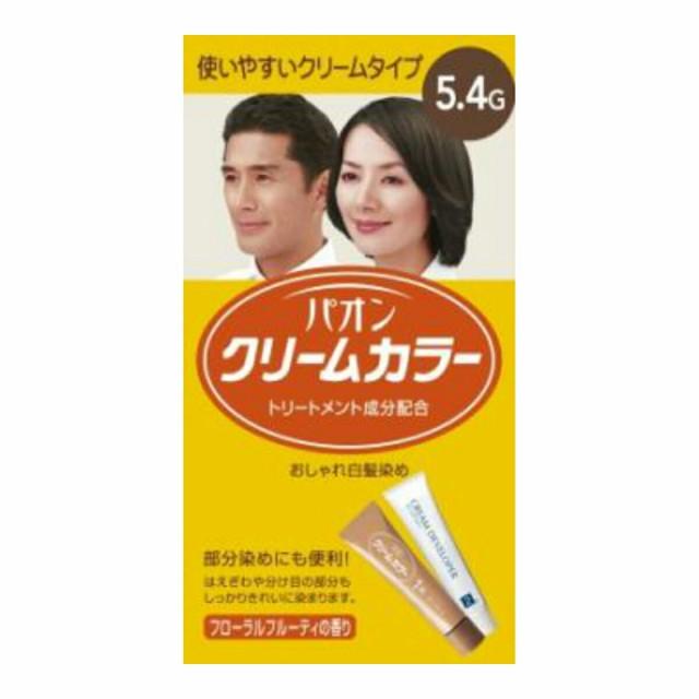 パオンクリームカラー 5.4G × 36個 : シュ...