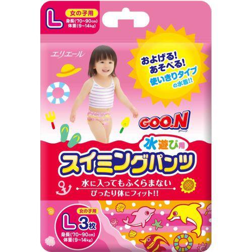 グ〜ンスイミングパンツL3枚女 × 12個 : 大王...