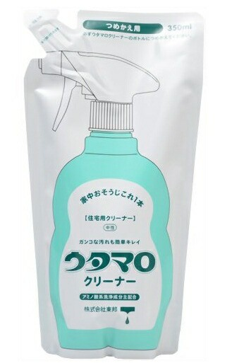 ウタマロクリーナー詰替 350ml : 東邦