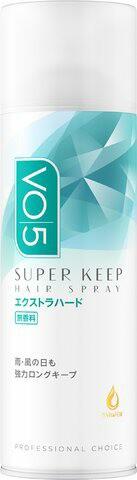 VO5SKヘアスプレイEハード無香330G : ...