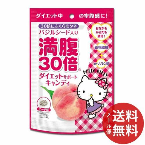 【メール便送料無料】満腹30倍 ダイエットサポー...