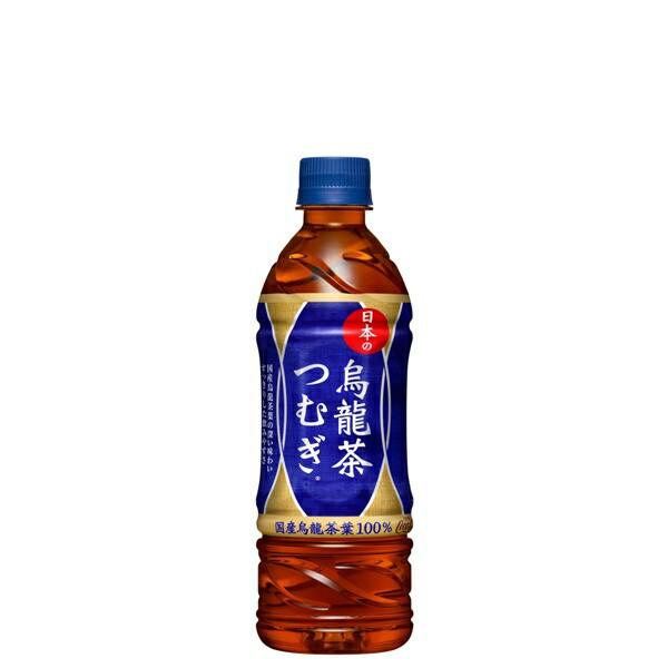日本の烏龍茶つむぎ 500mlPET