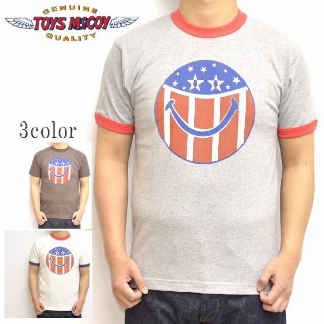 トイズマッコイ TOYS McCOY TMC1803 半袖Tシャツ...