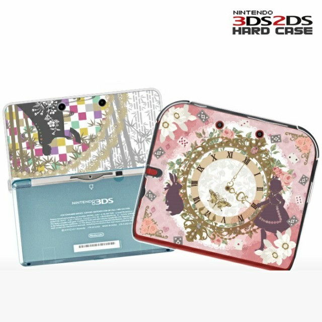 【新童話デザイン】ニンテンドー3DS、2DS クリア...