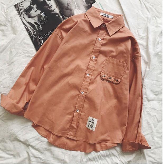 カジュアルシャツ メンズ トップス シャツ 長袖 ...