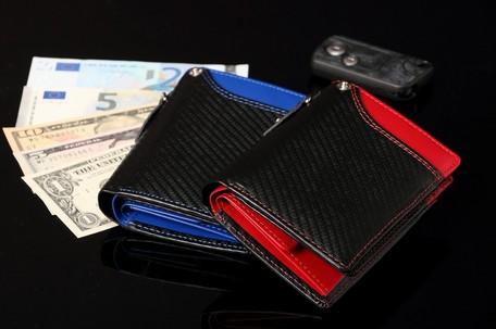 二つ折り財布 メンズ 小物 イギンボトム サラマン...