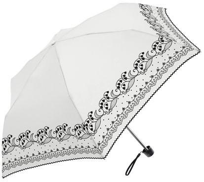 傘 レディース 晴雨兼用傘 すずらん SVコーティン...