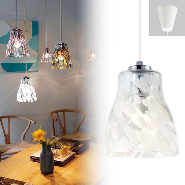 ペンダントライト LED 100V OP252426LD ガラス 室...