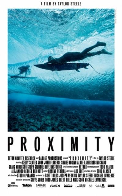 サーフィンDVD  PROXIMITY  プロキシミティ