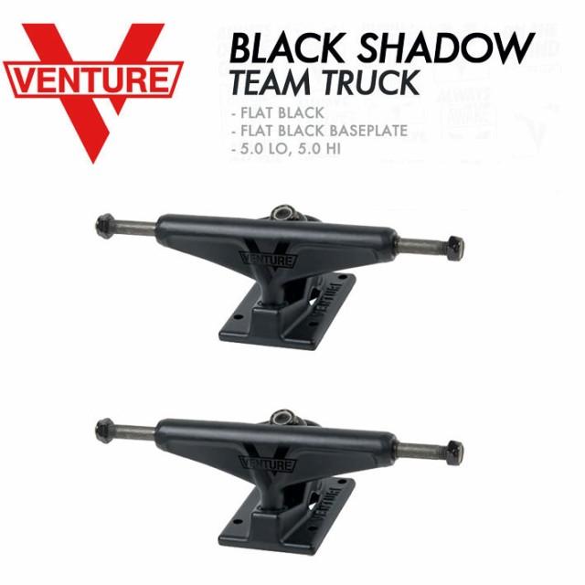 VENTURE TRUCK ベンチャー トラック BLACK SHADOW...