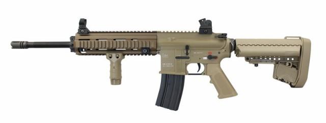 BOLT B4 HK416D DEVGRU Extension BRSS AEG TAN (...