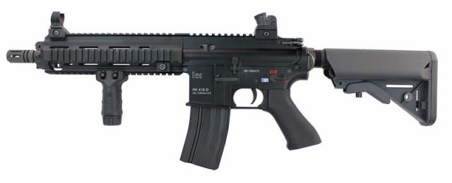 BOLT B4 HK416D DEVGRU Basic BRSS AEG BK (JP Ve...