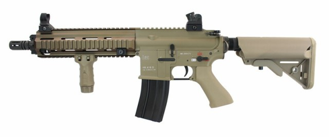 BOLT B4 HK416D DEVGRU Basic BRSS AEG TAN (JP V...