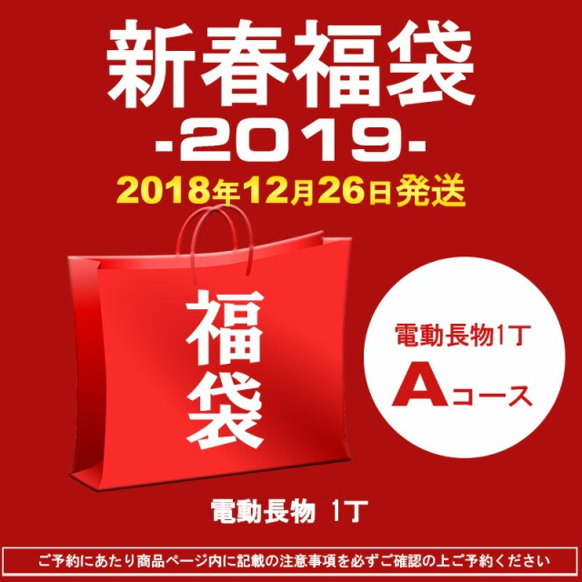 【予約】2019新春 HTGミリタリー福袋Aコース 電動...