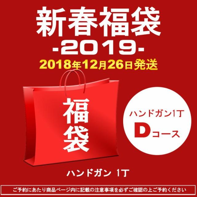 【予約】2019新春 HTGミリタリー福袋Dコース ハン...