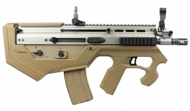 SRU SCAR-L BUP P1 ブルパップカスタムライフル G...