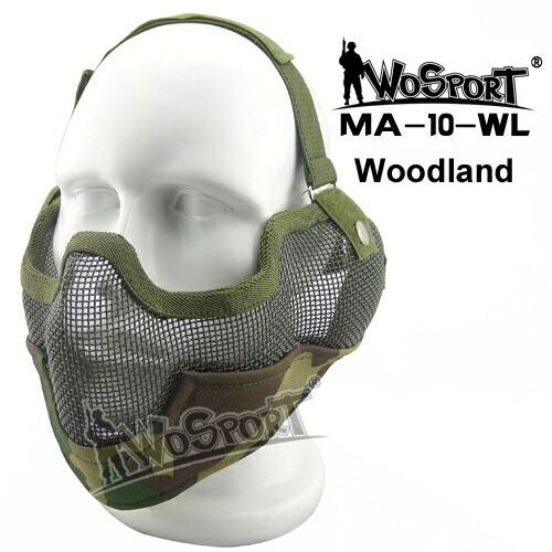 WoSporT V2 ガーディアンマスク WL