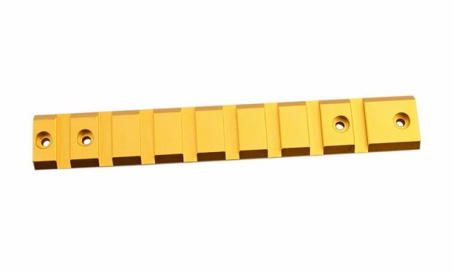 SLONG Airsoft VSR-10用スコープマウント GOLD