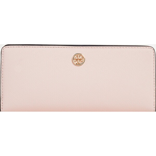 (取寄)Tory Burch Robinson Slim Wallet トリーバ...