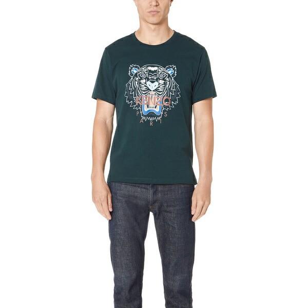 (取寄)KENZO Tiger T-Shirt ケンゾー タイガー T...