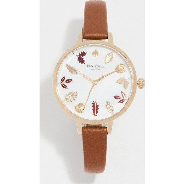 (取寄)Kate Spade New York Metro Watch ケイトス...