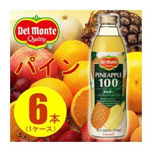 【まとめ買い】デルモンテ パイナップルジュース ...