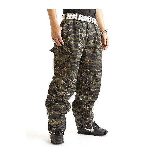 アメリカ軍 BDU カーゴパンツ /迷彩服パンツ 【 ...
