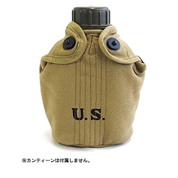 アメリカ軍M1910カンティーンカバーレプリカ...