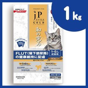 ジェーピースタイル ゴールド 和の究み 猫用 1〜6...