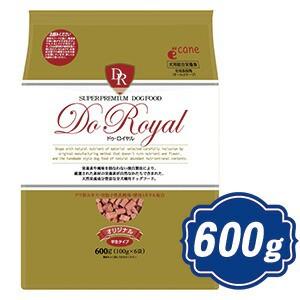 ドゥ ロイヤル オリジナル ドッグフード 600g(100...