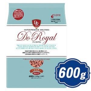 ドゥ ロイヤル シニア ドッグフード 600g(100g×6...