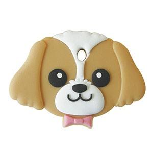 ペットキーカバー 犬 シーズー ショート 【メール...