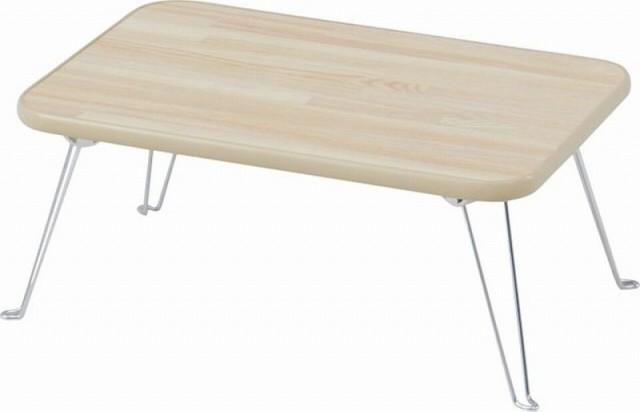 ちゃぶ台 幅45 テーブル 折り畳み 折りたたみ式 ...