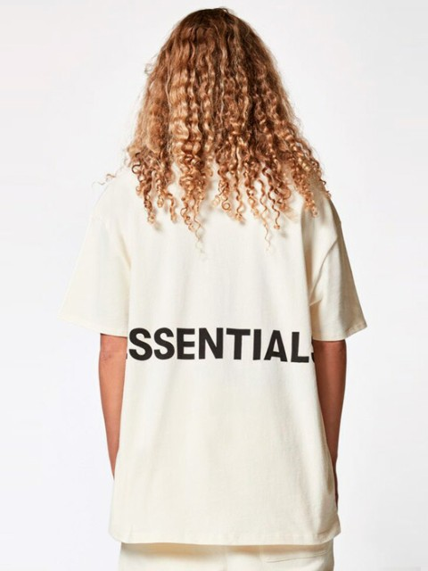 Fear of God Tシャツ 半袖 FOG ESSENTIALS F.O.G ...