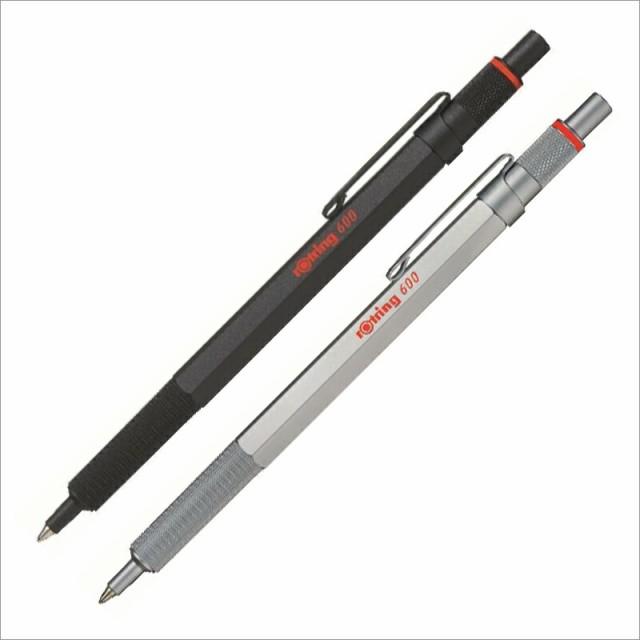 ロットリング ROTRING 600 ボールペン ブラック 2...