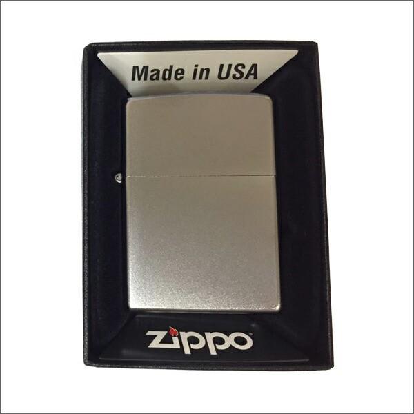 ★ジッポー ZIPPO ライター クロームサテーナ 205...