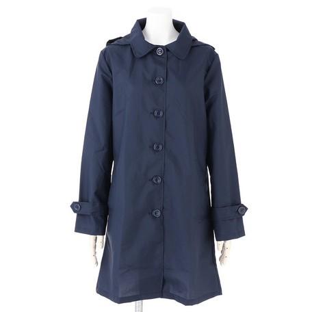 レインコート キッズ 雨具 濃紺 Fサイズ 子供服 ...