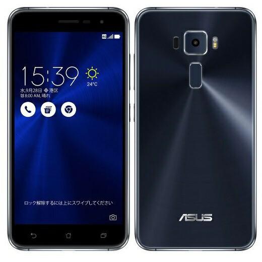 中古 スマートフォン ASUS ZenFone 3 SIMフリー ...